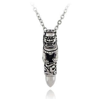 Menku - Lion Bullet Pendant