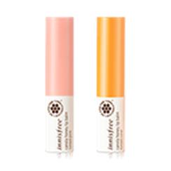 Innisfree - Canola Honey Lip Balm (Color)