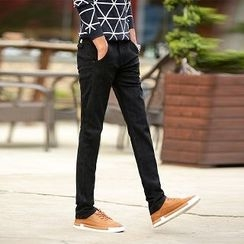 Kaleido - Plaid Cotton Pants