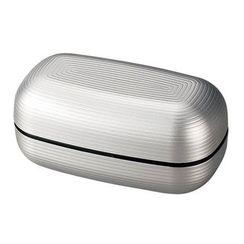 Hakoya - Hakoya samon LUNCH BOX (samon SILVER)