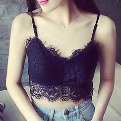 Aquamoon - Lace Bralette