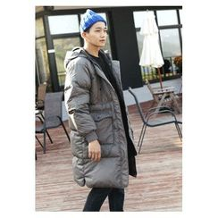 HOTBOOM - Hooded Padded Thicken Coat
