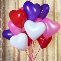 With Love - Heart Party Decoration Balloon Pack