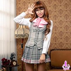 Ayoka - Office Lady Party Costume Set