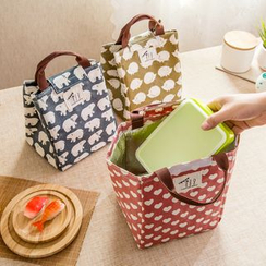 Home Simply - Patterned Lunch Bag