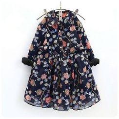 Rakkaus - Kids Long-Sleeve Printed Dress