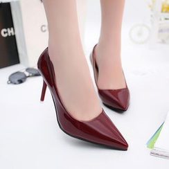 YIVIS - Plain Pointy Pumps