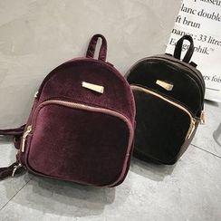 Youme - Velvet Backpack