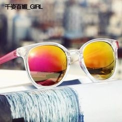 MOL Girl - Mirrored Sunglasses