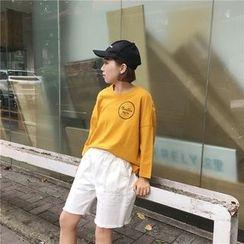 MISS YOYO - 纯色短裤