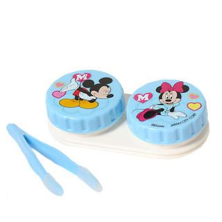 Disney - Mickey Mouse Contact Lens Case (with pincer)