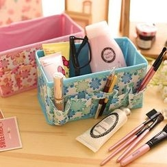 Seoul Young - Floral Desk Organizer (Foldable)