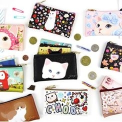 Full House - JETOY - Cat-Print Pouch