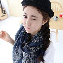 Sakana - 印花雪紡圍巾