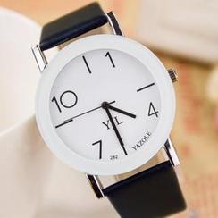 School Time - 情侣带式手表