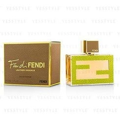 Fendi - Fan Di Fendi Leather Essence Eau De Parfum Spray