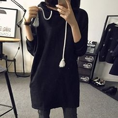Jolly Club - Hooded Pullover Dress