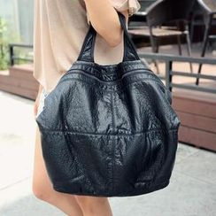 REDOPIN - Faux-Leather Tote