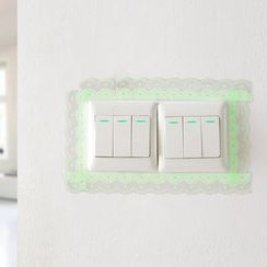 Home Simply - Lace Luminous Switch Sticker
