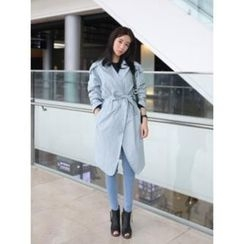 snfeel - Trench Coat with Belt