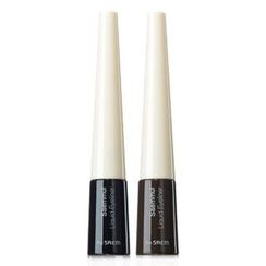 The Saem - Saemmul liquid eyeliner (#02 Deep Brown)