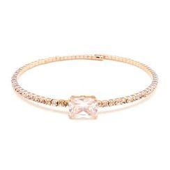 musé - Golden Amphibole Bracelet