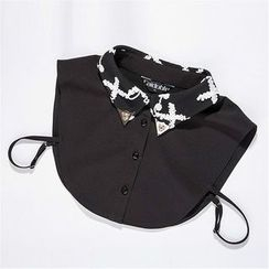 CAIDOBLE - Embroidered Decorative Collar