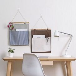 Home Simply - Linen Hanging Pocket