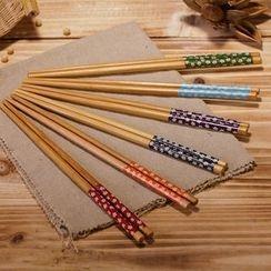 Time4Tea - Floral Print Chopsticks