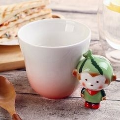 La Vie - Cartoon Ceramic Cup