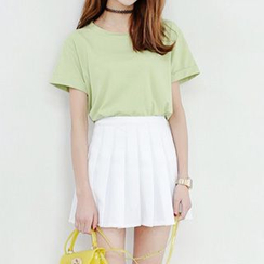 Meimei - Pleated Skirt