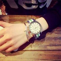 Tacka Watches - 帆布帶式手錶