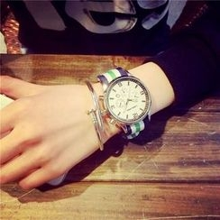 Tacka Watches - 帆布带式手表