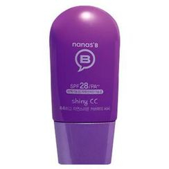 Nanas'B - Shiny CC Cream SPF28 PA++ 60ml