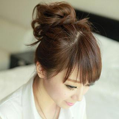 Pin Show - Hair Bun