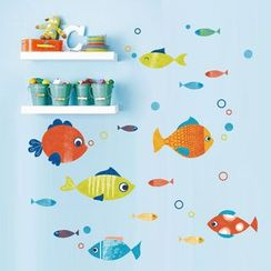 LESIGN - Fish Wall Sticker