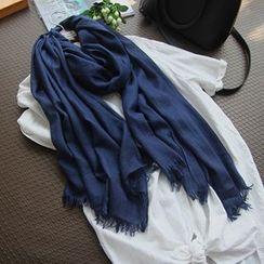 Cozykiss - 純色圍巾