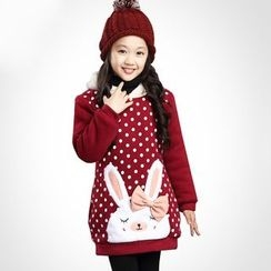 LAPIN - Kids Dotted Hoodie