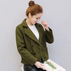 Yumerakka - Double Breasted Coat