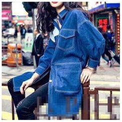Oaksa - Panel Denim Jacket