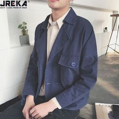 Jacka - Double Breasted Jacket
