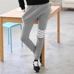 59 Seconds - Striped Harem Pants