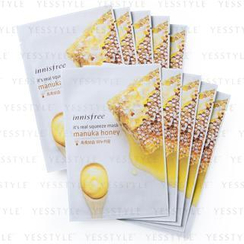 Innisfree - It's Real Squeeze Mask (Manuka Honey)