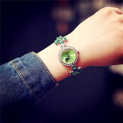 Crystalfa - Bracelet Watch