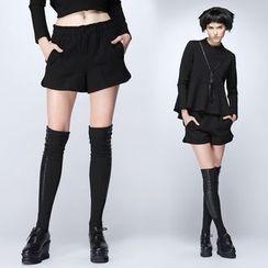Shawale - Wide-Leg Shorts