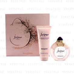 Boucheron - Jaipur Bracelet Coffret: Eau De Parfum Spary 50ml/1.7oz + Body Lotion 100ml/3.3oz