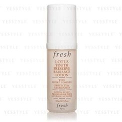 Fresh - Lotus Youth Preserve Radiance Lotion