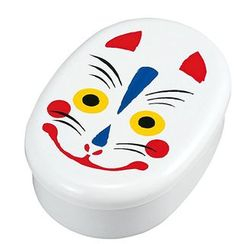 Hakoya - Hakoya Ennichi Oval Lunch Box (Kitsune)