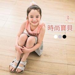 OrangeBear - Kid Buckled Sandals