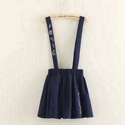 Mushi - A-Line Jumper Skirt